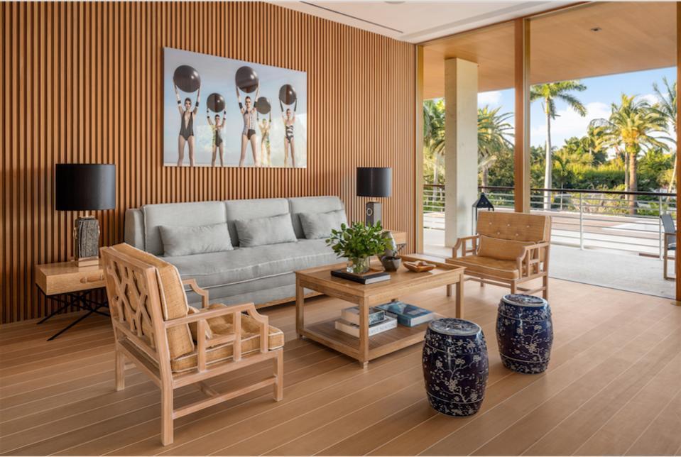 Michele Bonan interiors