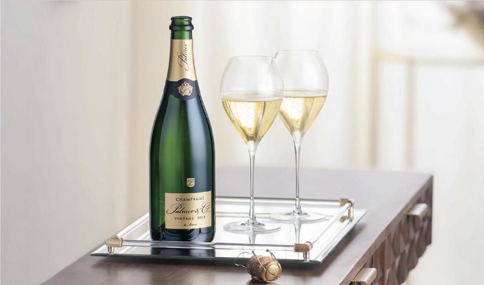 Wines Of The Week: Champagne For New Year's Eve 2020