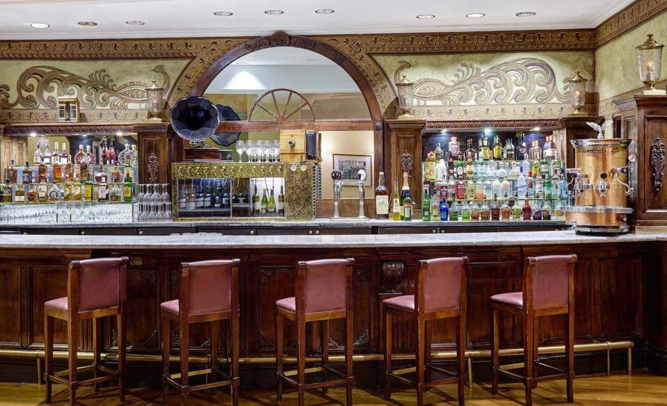 InterContinental Buenos Aires Cafe de las Luces Bar