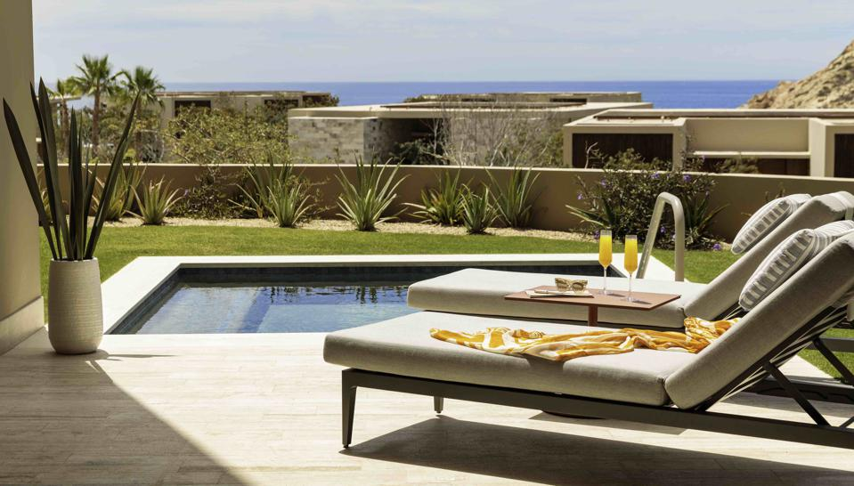 Montage Residences Los Cabos Twin Dolphins
