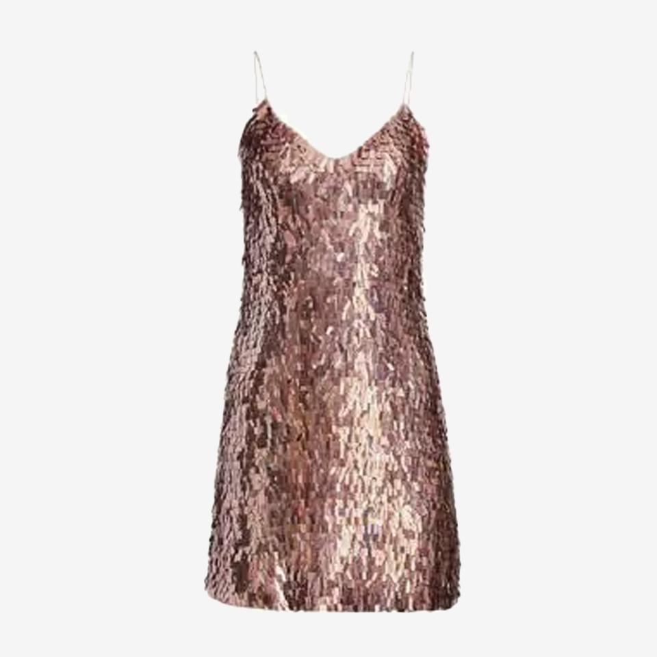 Contessa Embellished Dress by Alice + Olivia.