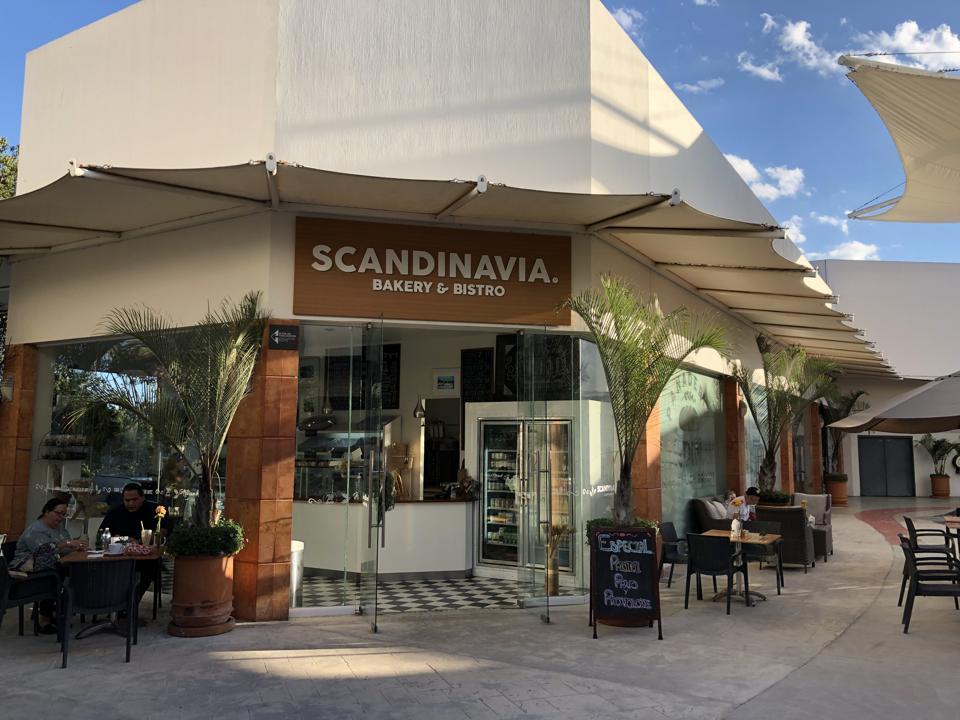 Scandinavia Bakery Lake Chapala