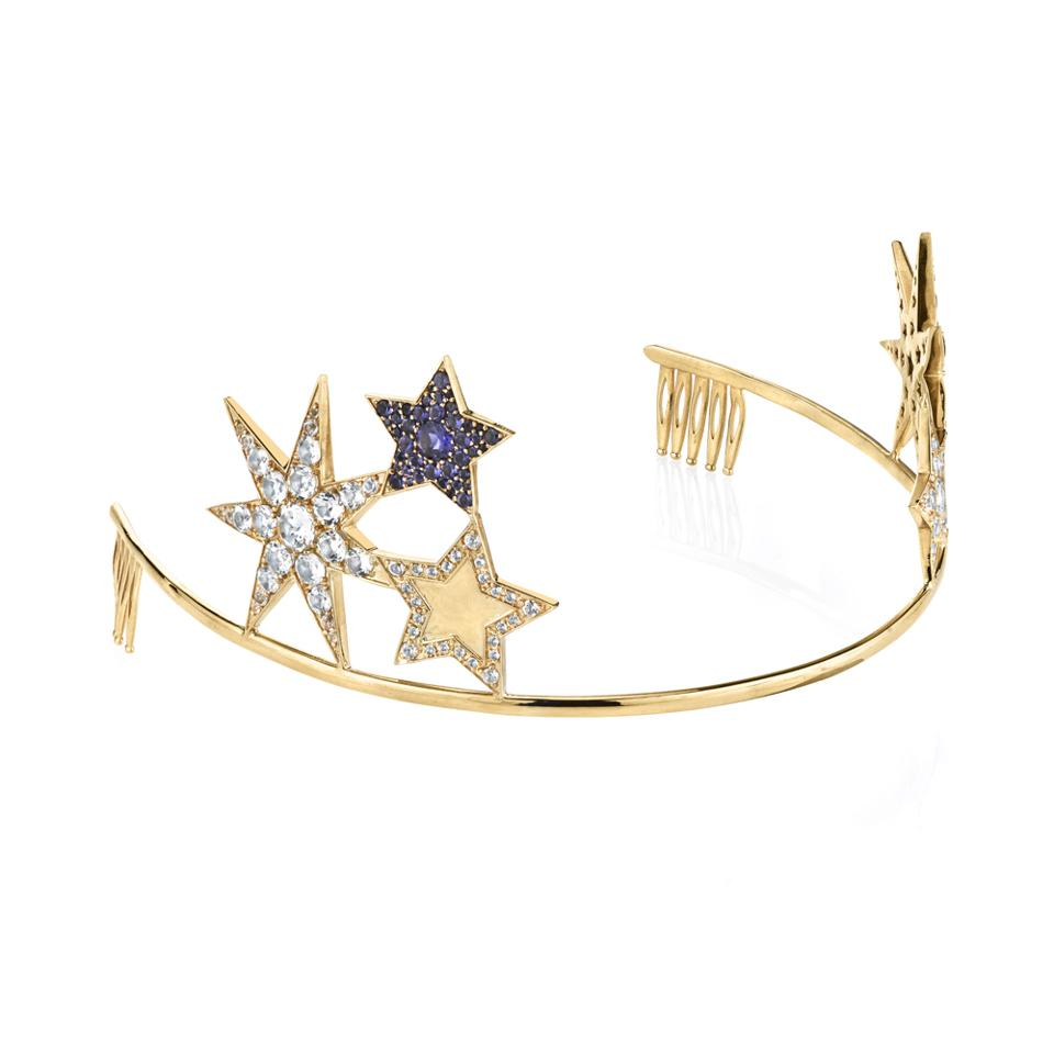 Inspired By Her Globetrotting Adventures, Amber Sakai Reinvented The Tiaras, Which Is Now A Bestselling Accessory As Part of Her Chic Line.