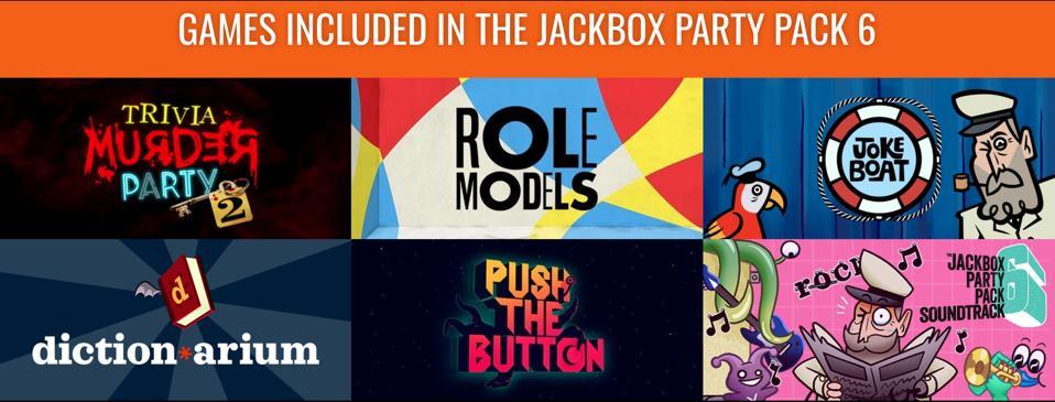Jackbox Party Pack 6