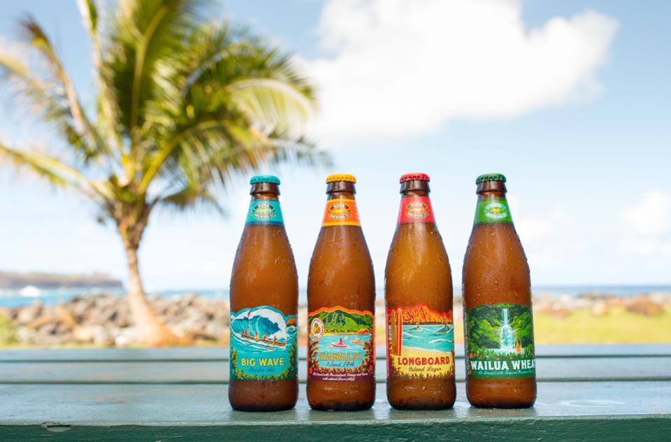 Kona Brewing released a Brut IPA to mark its 25th anniversary.