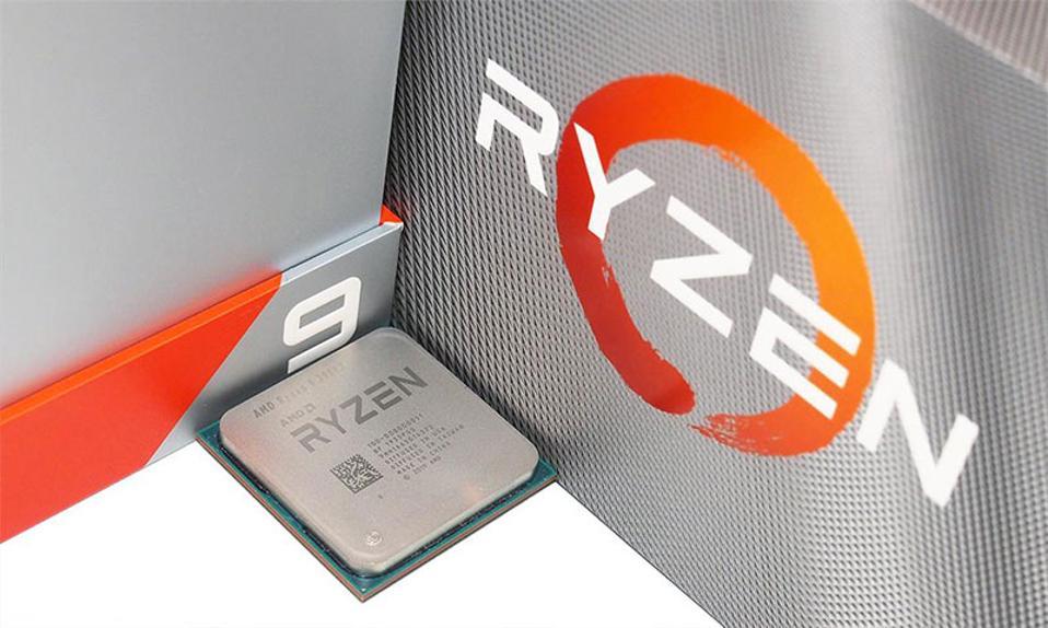 AMD Ryzen 9 3900X Processor And Box