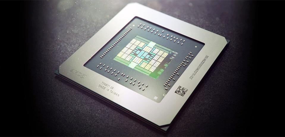 AMD Navi GPU Die