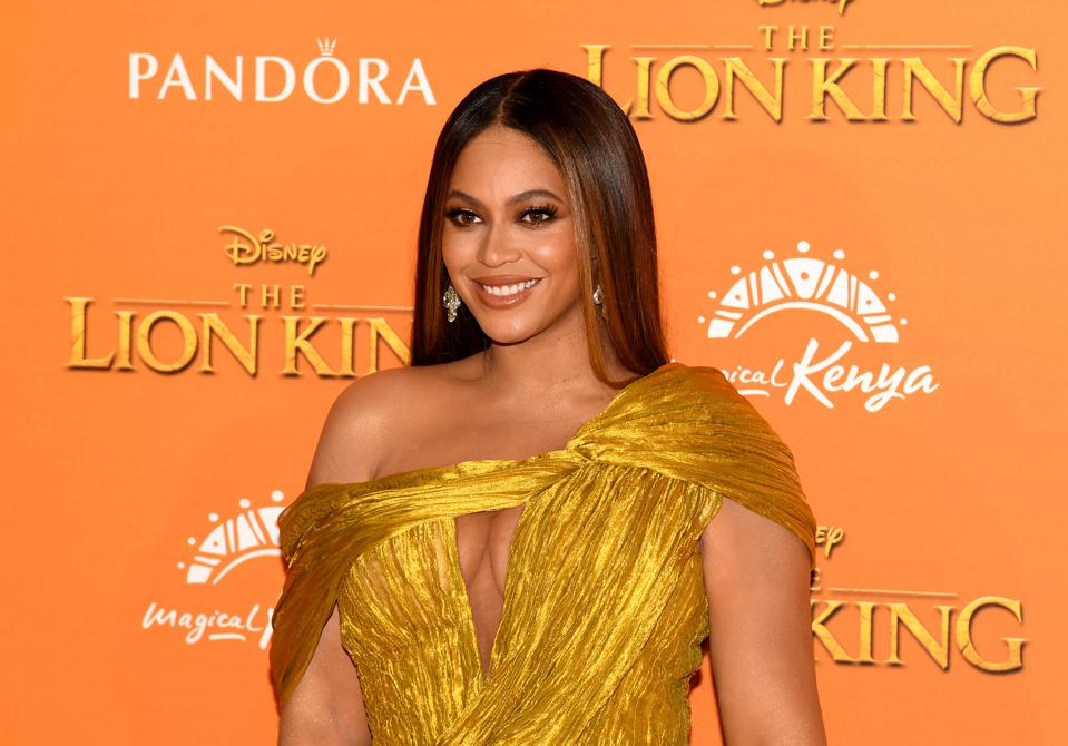 European Premiere of Disney's ″The Lion King″