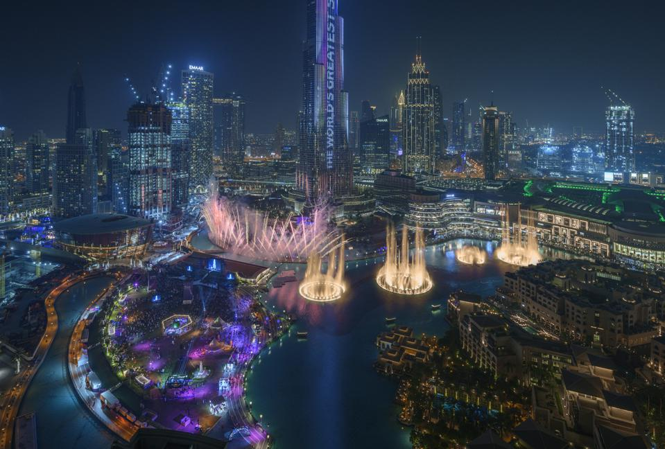 Expo 2020 Dubai ″One Year to Go″ launch event