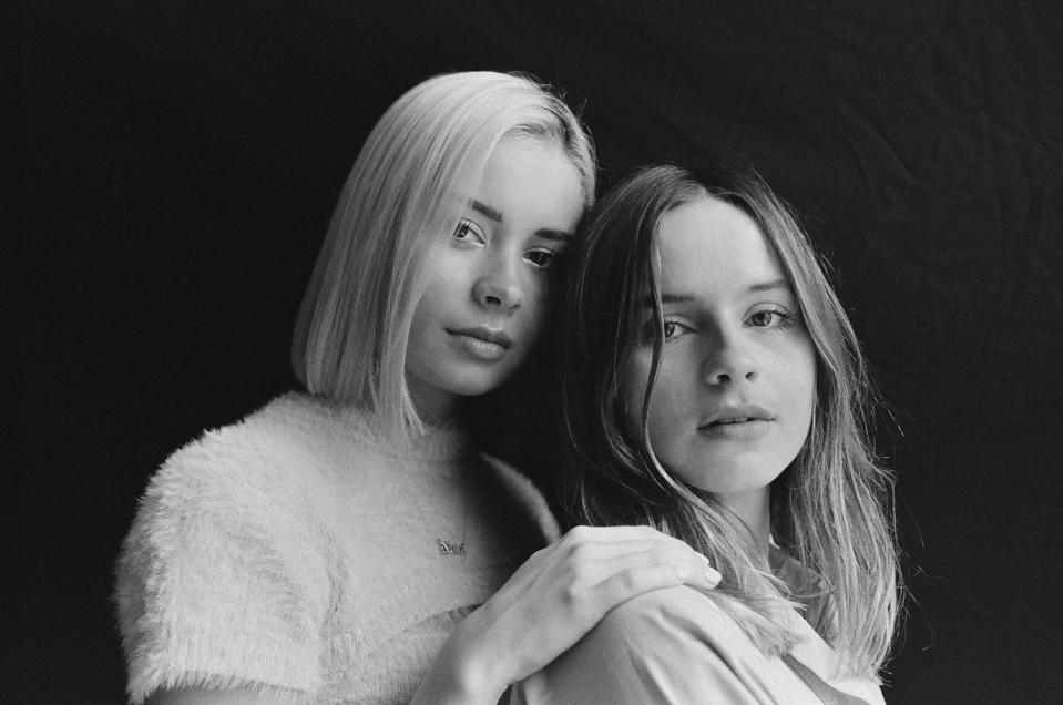 Nina Nesbitt (left) and Gabrielle Aplin (right)