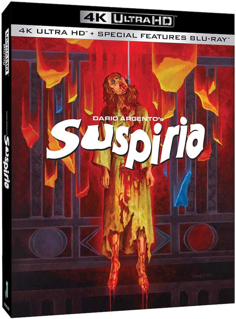 Suspiria, Synapse Films