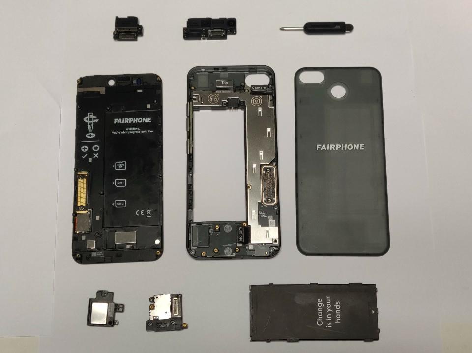 The Fairphone 3