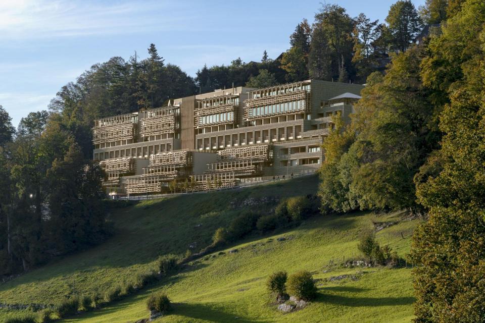 Resolution travel at Switzerland Waldhotel