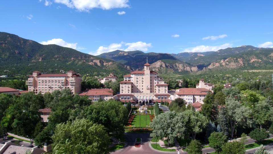 The Broadmoor women's wellness