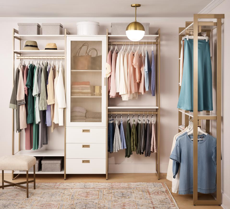 California Closets' Everyday Collection with Martha Stewart