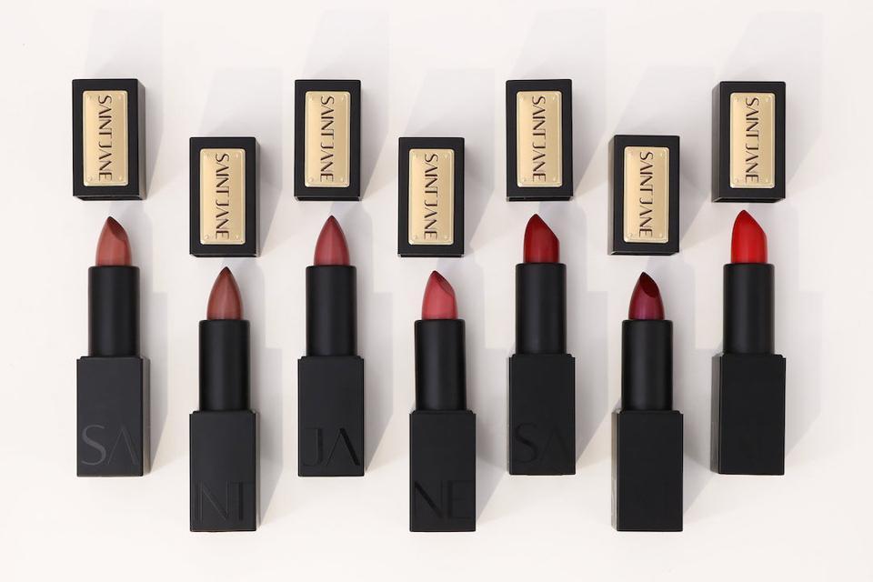 CBD Oil CBD lipstick, Saint Jane, Sephora, CBD beauty, CBD makeup