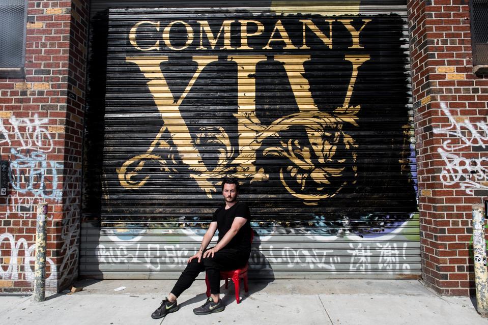 Founder of Company XIV, Austin McCormick