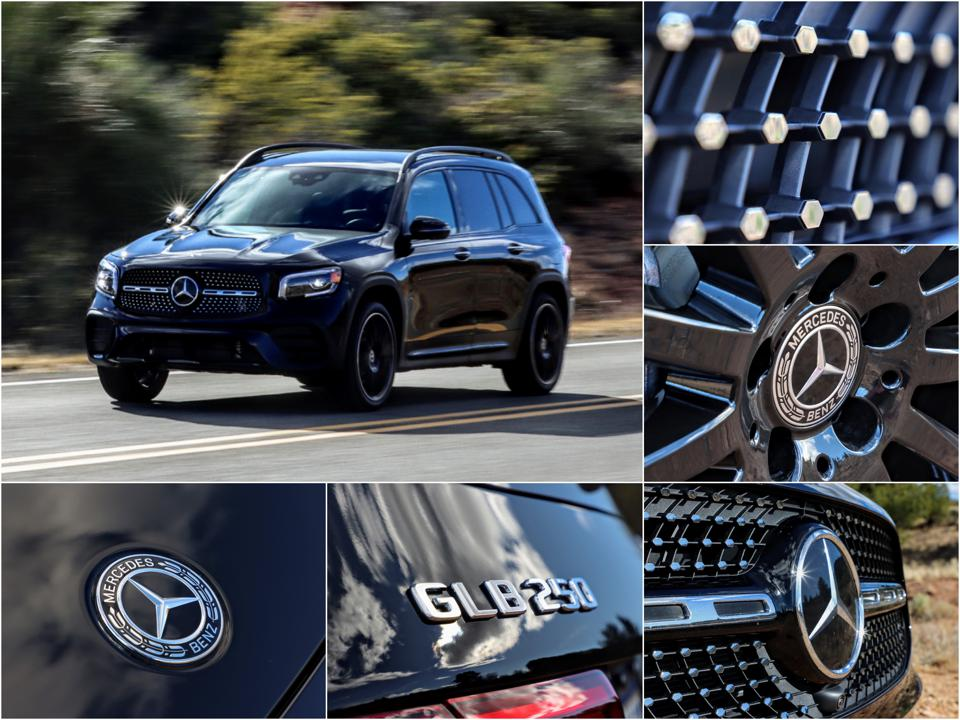 2020 Mercedes-Benz GLB - shot with Canon 90D