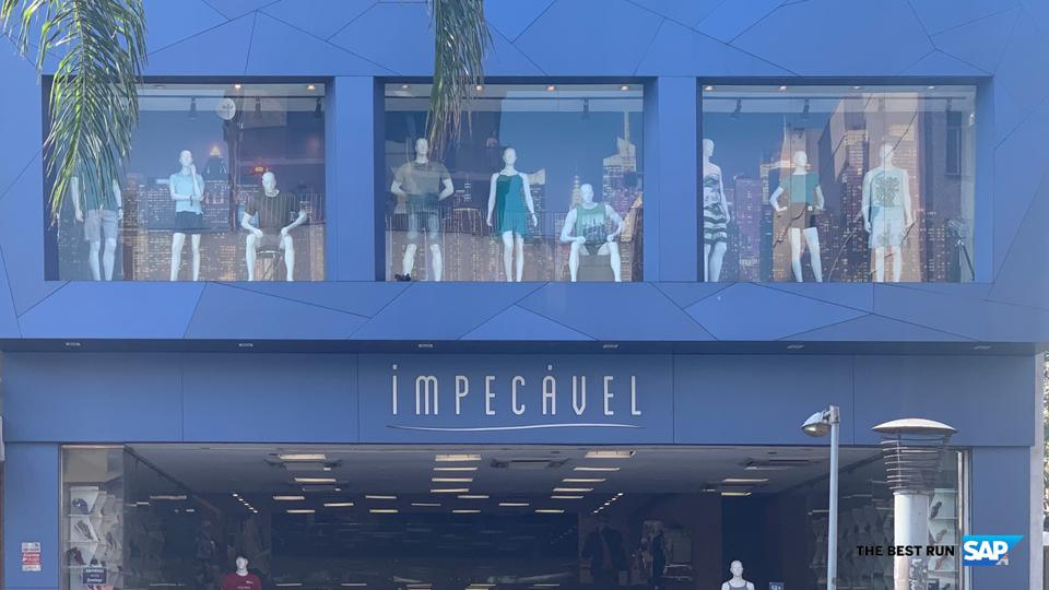 Shoppers in Rio feel understood at Impecável