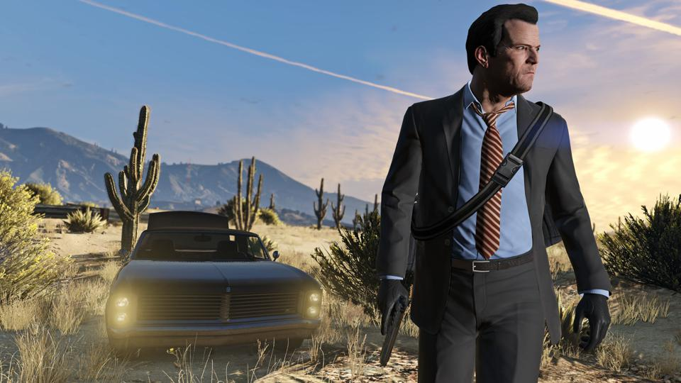 Xbox Game Pass Gets More Valuable After Adding 'GTA 5' Today