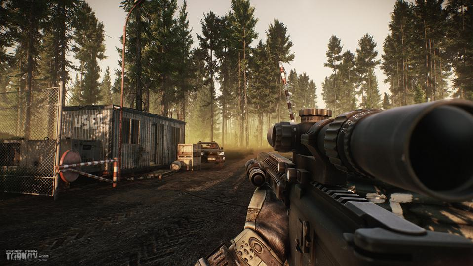 A screenshot from the game.