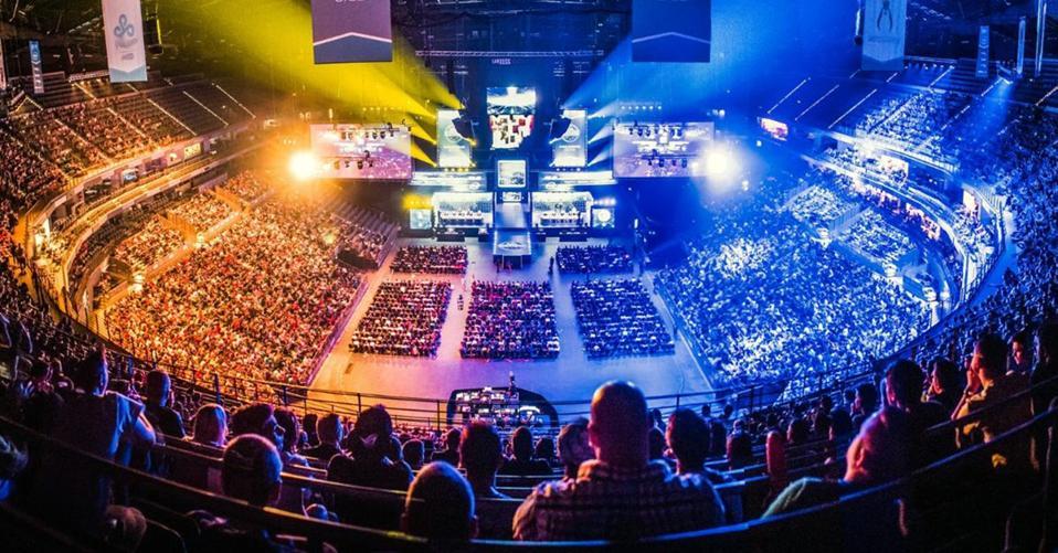 IBM BrandVoice: How Esports Are Fueling The Data Economy