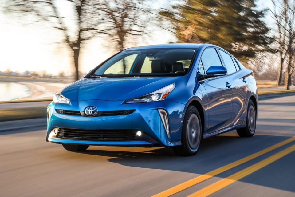 Hybrid vehicle sales were a bright spot for Toyota Motor Co. in 2019.