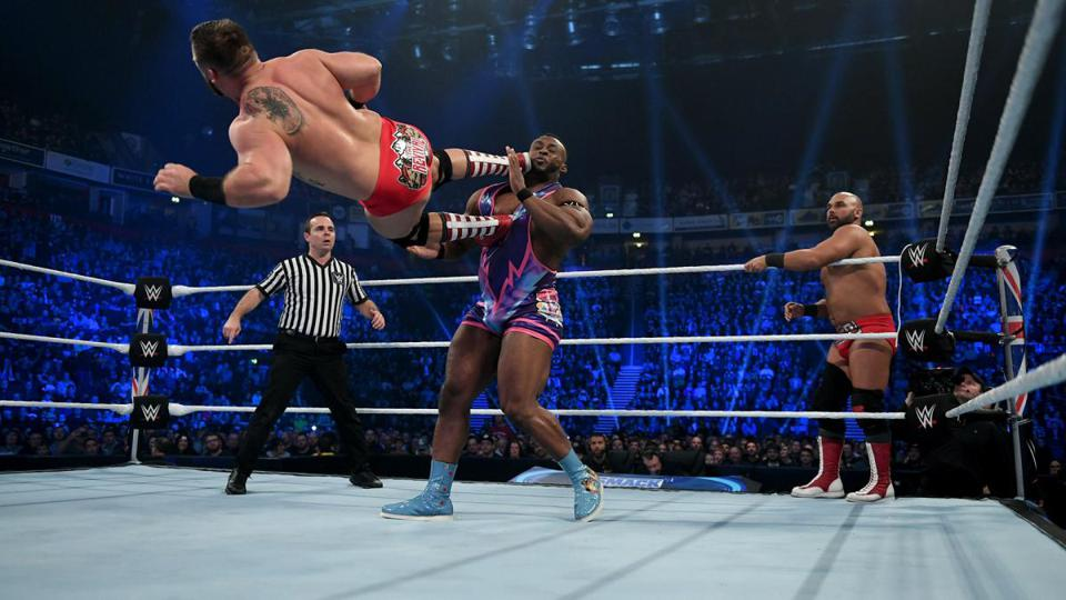 WWE SmackDown: The New Day vs. The Revival