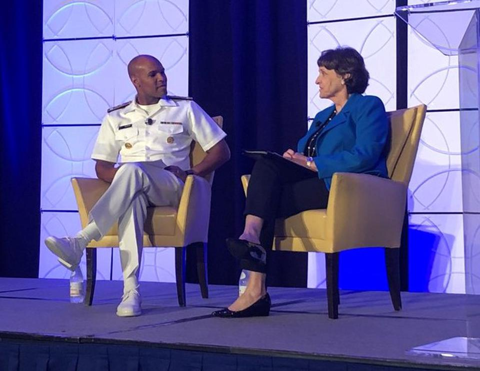 Fireside chat with Surgeon General