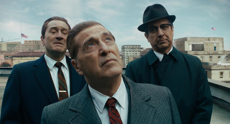 Robert De Niro, Al Pacino, Joe Pesci, Ray Romano star in Martin Scorsese's 'The Irishman.'
