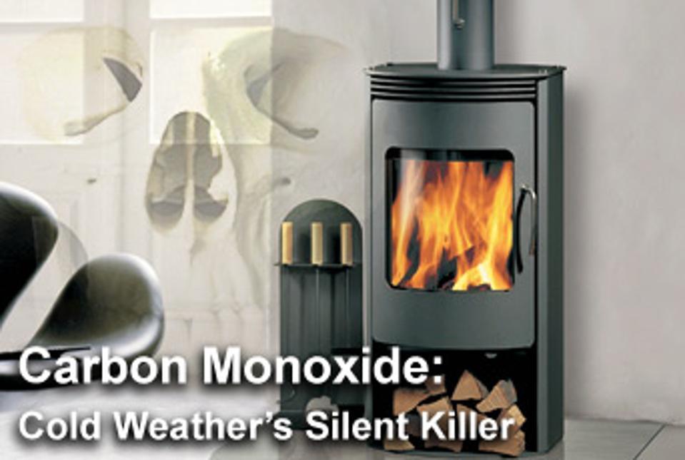 Carbon monoxide sources, heater, stove