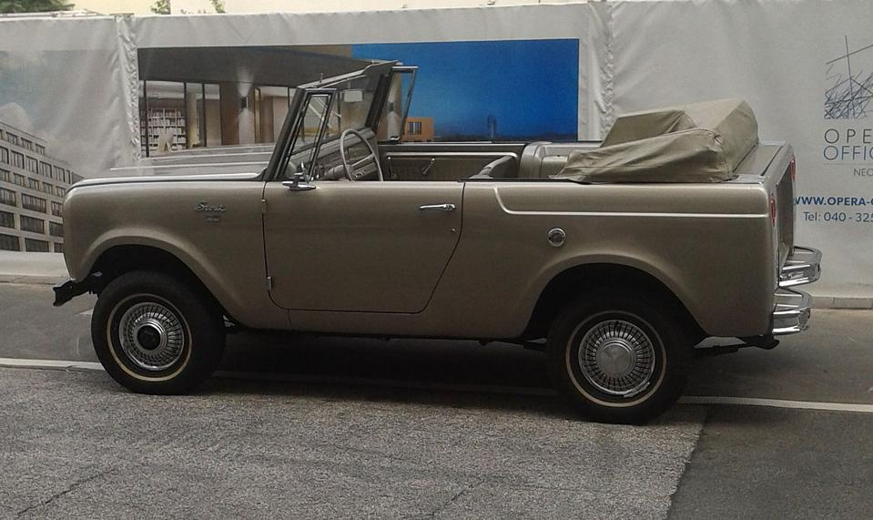 International Harvester Scout II Soft Top