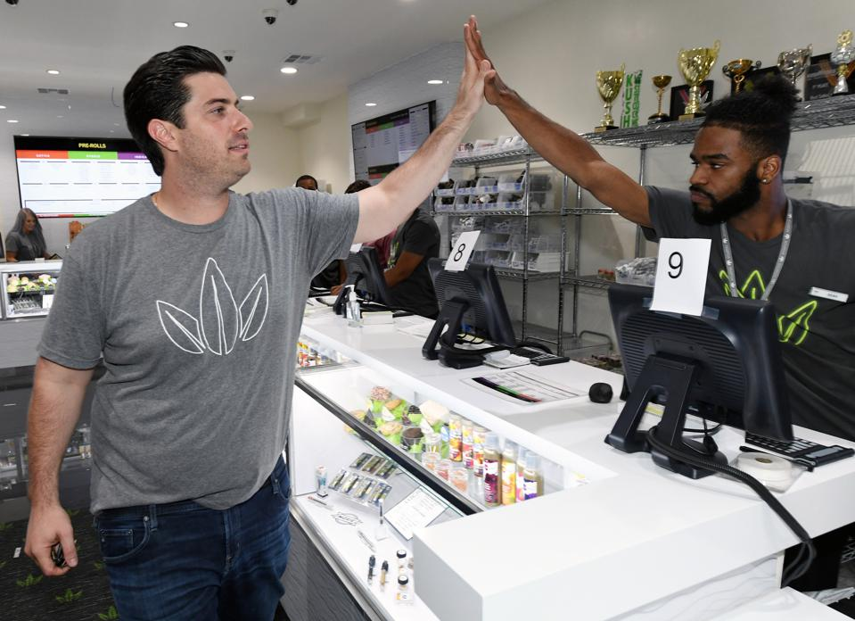 Recreational Use Of Marijuana Becomes Legal In Nevada