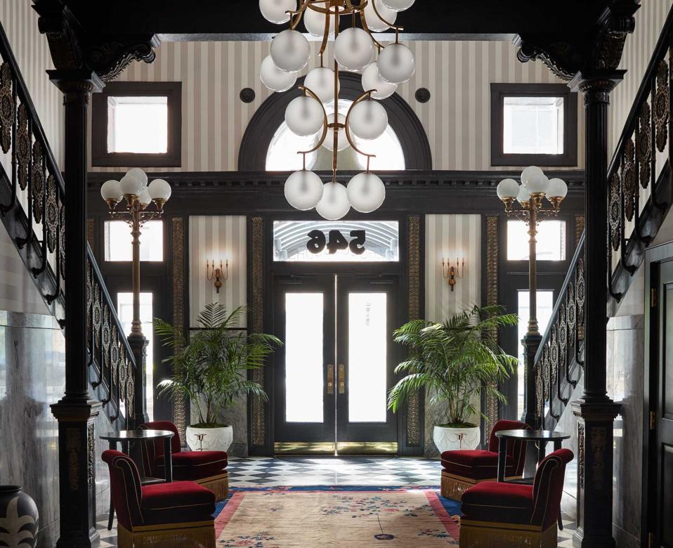 Maison De La Luz New Orleans Lobby