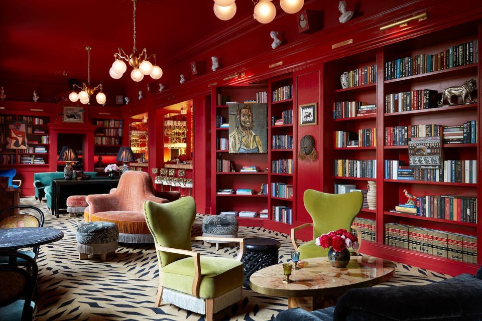Maison de la Luz Bar Marilou New Orleans