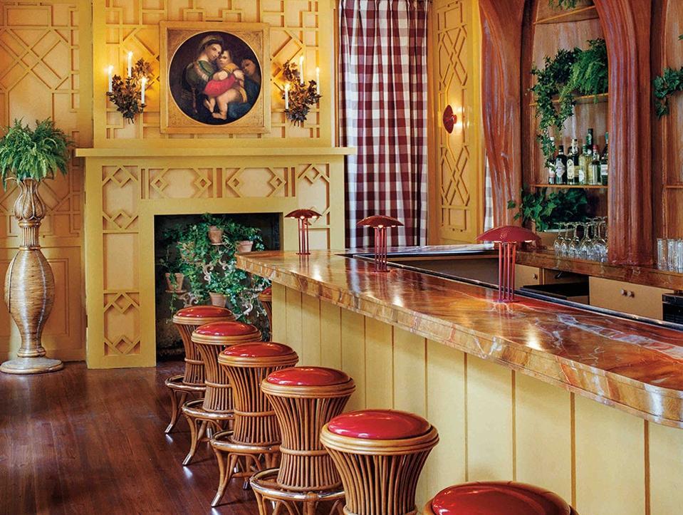 Hotel Peter and Paul Elysian Bar