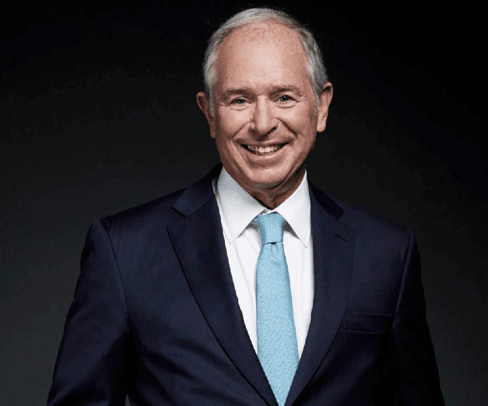 Blackstone Co-founder and CEO Stephen Schwarzman
