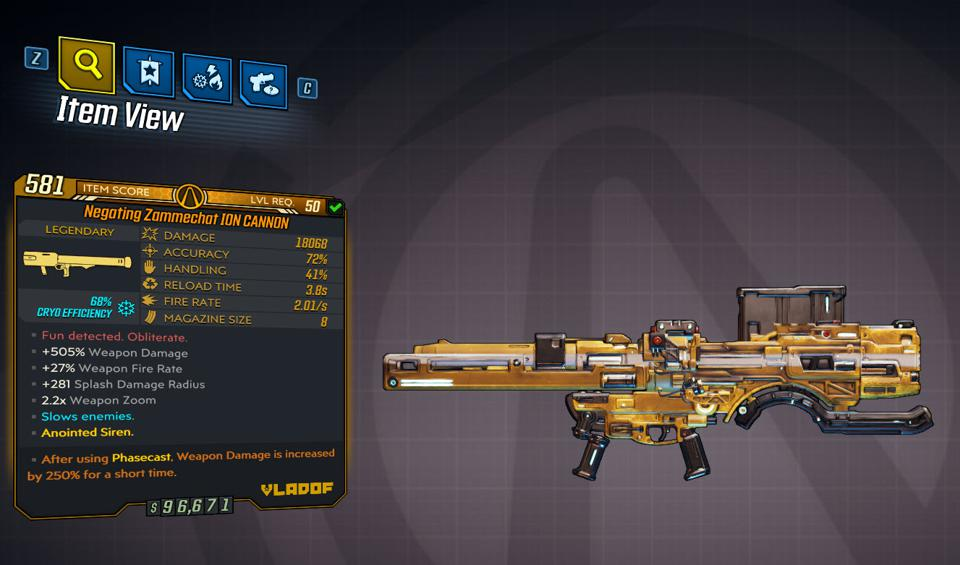 A 'Borderlands 3' Elemental Primer: Which Damage Is Good Against Which Enemy