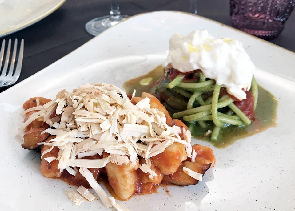 Etna Restaurants