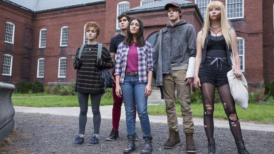 'New Mutants' Trailer Reveals Final Chapter For Fox's Old 'X-Men' Series