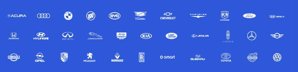 Qualcomm automotive customers.