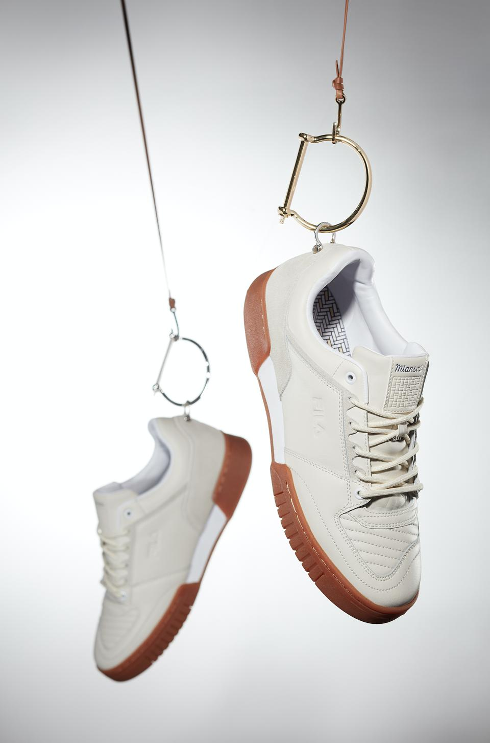 Style Duality: FILA's First Collaboration With A Jewelry Brand