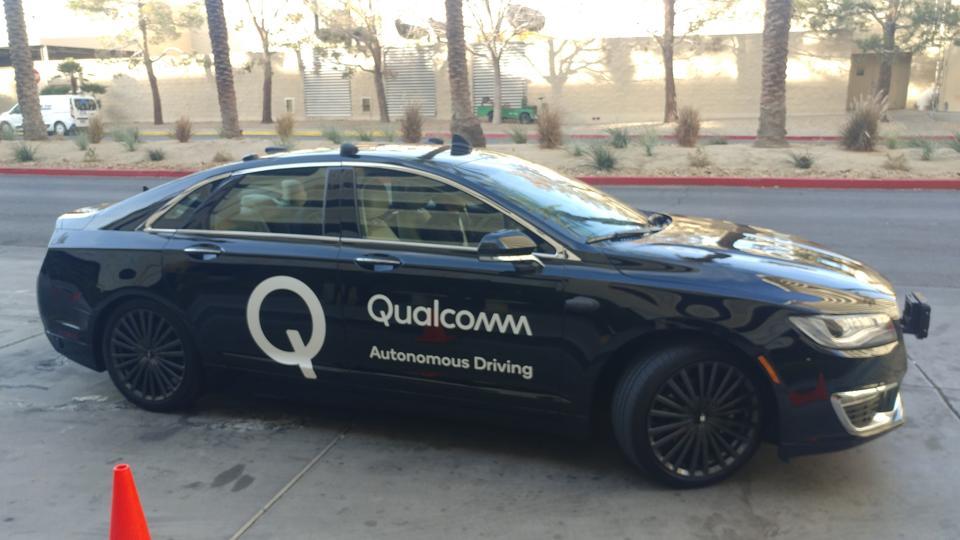 Image result for qualcomm autonomous driving