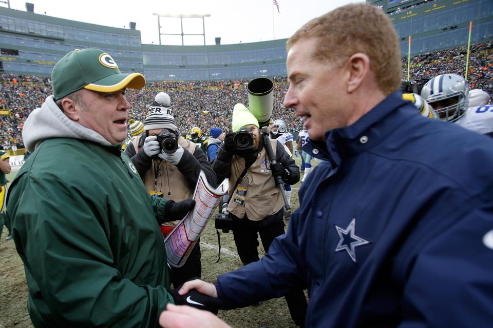In Mike McCarthy The Cowboys Logically Trust