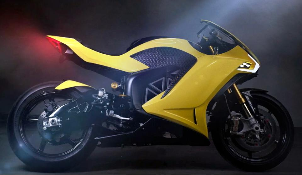 Damon Motorcycles Hypersport