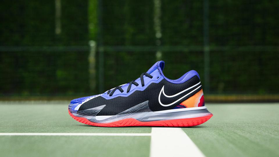 Rafael Nadal Provides Insight On New Nikecourt Cage 4 Tennis Shoe
