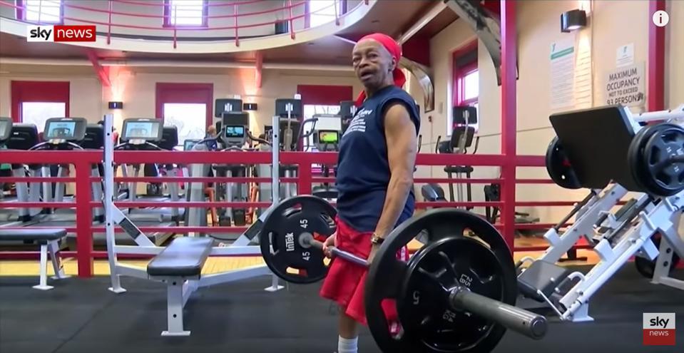 82 year old Willie Murphy