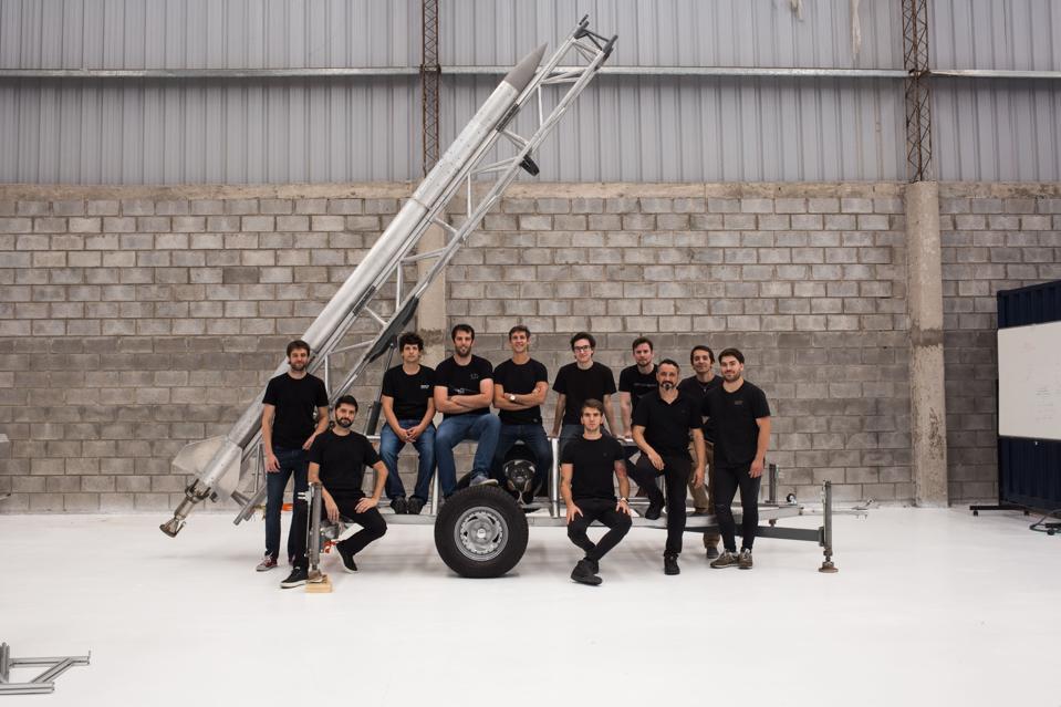 Epic Aerospace team.