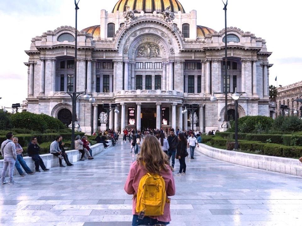 Mexico City cheap travel