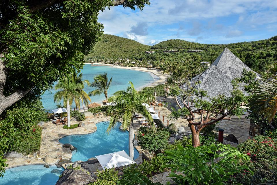 Rosewood Little Dix Bay